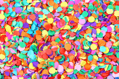 Colorful confetti background Royalty Free Stock Image