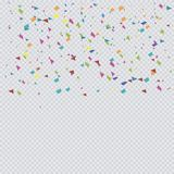 Colorful Confetti Premium Vector Royalty Free Stock Photography