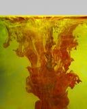 Colorful contamination Stock Photo