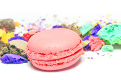 Colorful cookies Stock Photos
