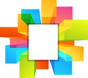 Colorful copyspace backgrounds - 2 Stock Photography