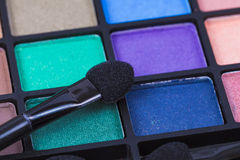Colorful cosmetic set and makeup Stock Photo