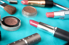 Colorful cosmetic royalty free stock photos