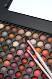 Colorful cosmetics set. For make up and beauty Royalty Free Stock Photo