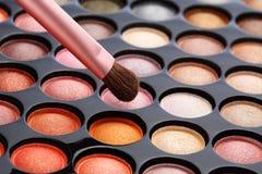 Colorful cosmetics set Stock Image