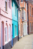 Colorful cottages Royalty Free Stock Image