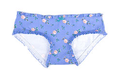 Colorful Cotton Panties Stock Photography
