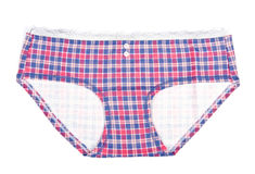 Colorful Cotton Panties Stock Image