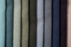 Colorful cotton textile Royalty Free Stock Photos