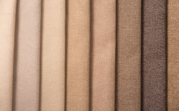 Colorful cotton textile Stock Image