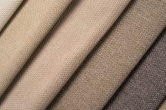 Colorful cotton textile Stock Images