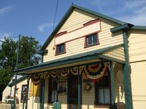 Colorful Country Store Stock Photography