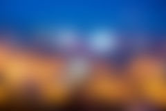 Colorful cozy blur abstract background,  light effect Royalty Free Stock Photography