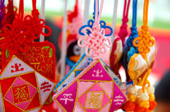 Colorful craft work  Royalty Free Stock Photo
