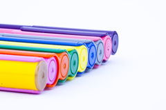 Colorful Crayon Royalty Free Stock Photo