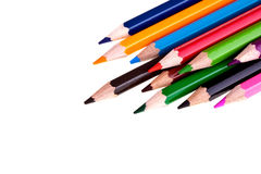 Free Colorful Crayons Stock Photos - 16282453
