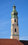 Dreifaltigkeitskirche in Straubing, Bavaria Royalty Free Stock Photo