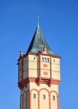 Water Tower in Straubing, Bavaria Stock Image