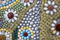 Colorful crystal background art Phasornkaew Temple Khao Kho, Phe Royalty Free Stock Image