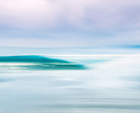 Colorful Crystal Wave Stock Images