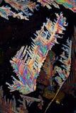 Colorful crystals macro Royalty Free Stock Photos