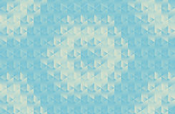 Colorful cubic vector background Stock Photography
