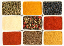 Colorful cuisine Royalty Free Stock Photography