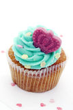 Colorful Cup Cake Stock Photography