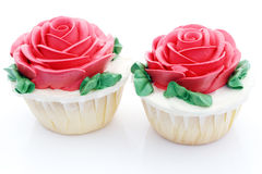 Colorful Cup Cake Royalty Free Stock Photography