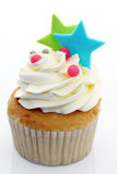 Colorful Cup Cake Stock Photos