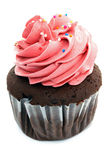 Colorful Cup Cake Stock Images