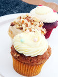 Colorful Cup Cake Royalty Free Stock Images