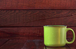 Colorful cup Stock Photo