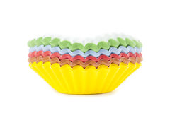 Cupcake liners Royalty Free Stock Image