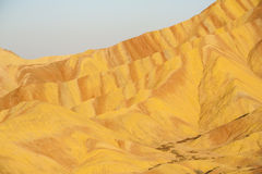 Colorful Danxia landform Stock Photography