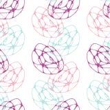 Colorful decor pattern Stock Image
