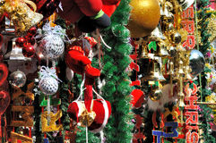 Colorful decoration for Christmas Stock Images