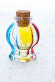 Colorful  decorative bottle Royalty Free Stock Images