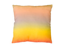 Colorful decorative pillow. Stock Photography