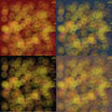 Colorful defocus light background Stock Photos