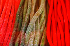 Colorful delicious candy. Delicious sweet candies for the holidays stock photography