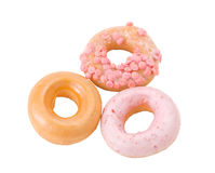 Colorful and delicious donut Stock Photo