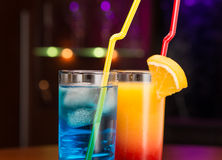 Colorful delight Stock Images