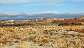 Colorful desert of Bisti Stock Photos