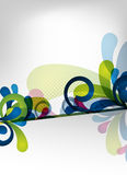 Colorful  design Stock Images