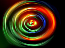 Colorful Design. A background of a colorful galactic design Royalty Free Stock Photos