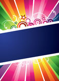 Colorful Design Stock Photo