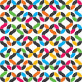 Colorful design pattern Royalty Free Stock Images