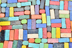 Colorful design tile Royalty Free Stock Photo