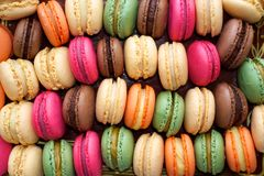 Colorful dessert Royalty Free Stock Photos